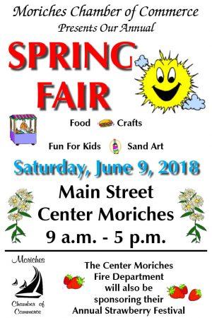 2018 Spring Fair @ Main Street | Center Moriches | New York | United States